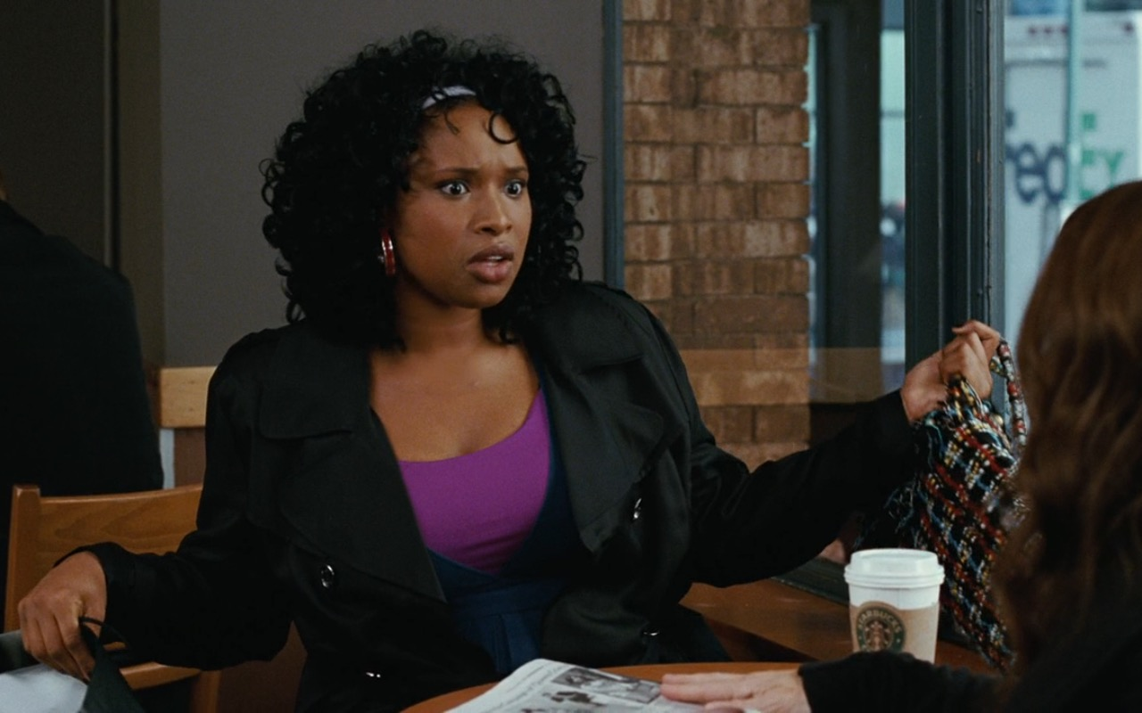 Starbucks And Chanel Bag – Sex and the City (2008) Movie Product Placement