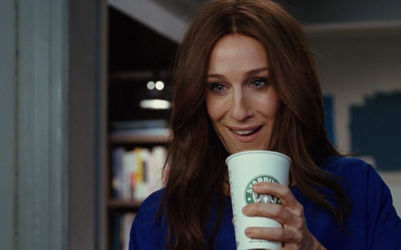 Starbucks Coffee – Sex and the City (1)
