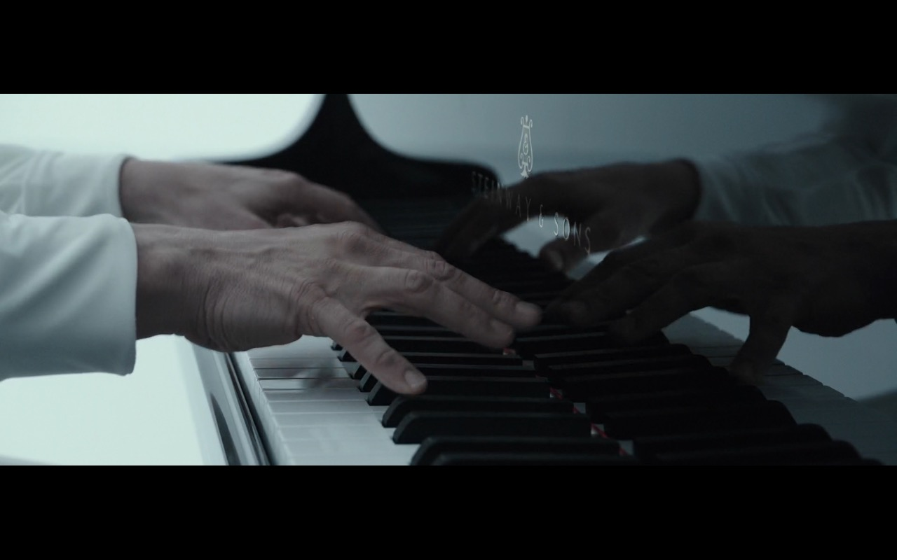 Steinway & Sons Grand Piano – Alien: Covenant (2017) Movie Product Placement