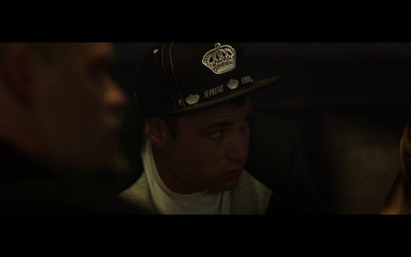 Supreme Cap – Shot Caller (1)