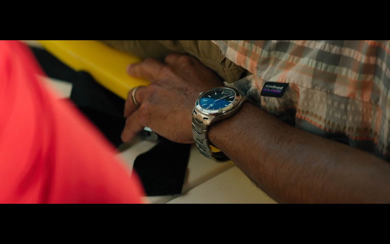 TAG Heuer Men's Watch – Baywatch (2017) Movie Product Placement