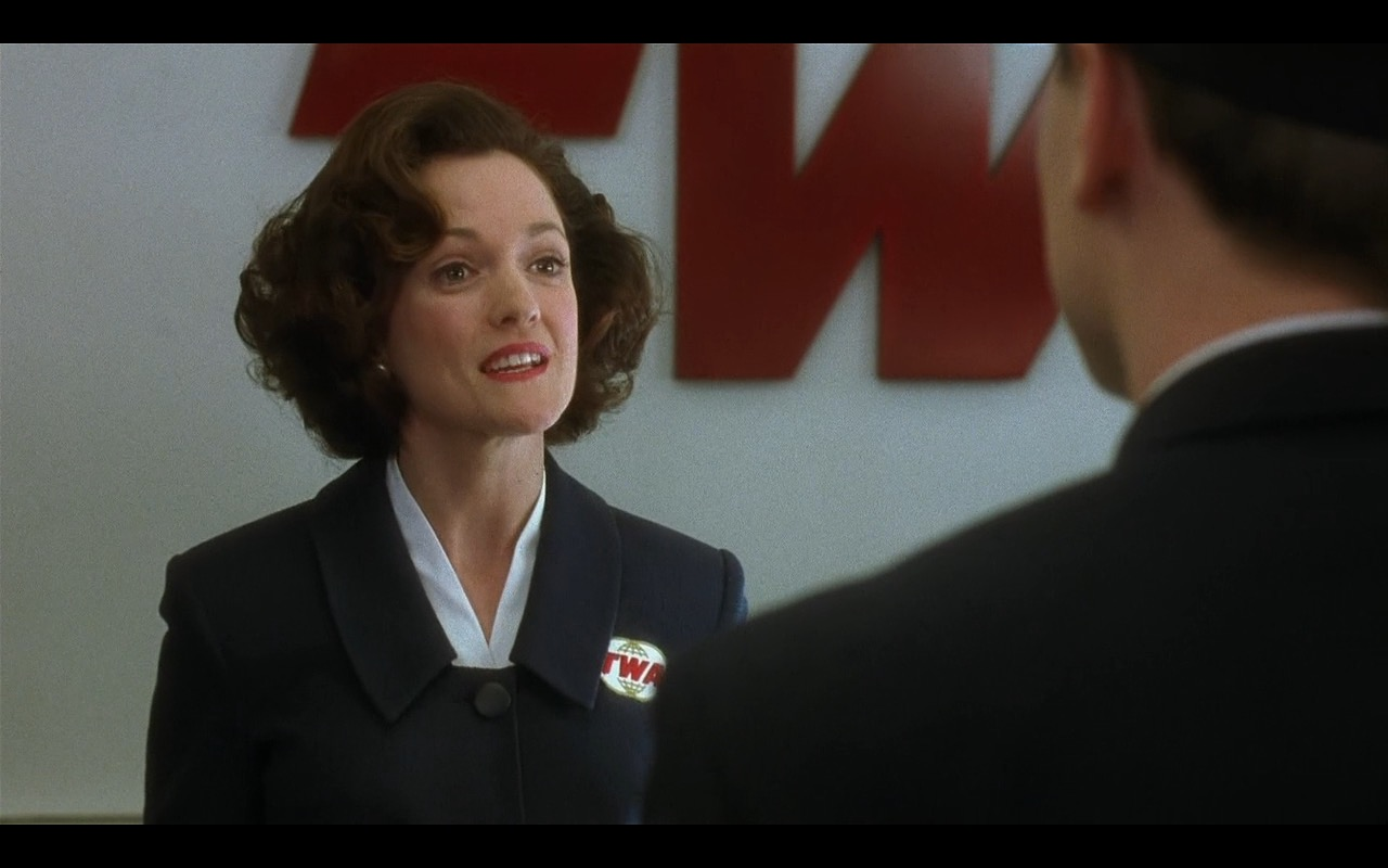 TWA – Catch Me If You Can (2002) Movie Product Placement