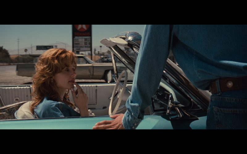 Texaco Filling Station & Signs – Thelma & Louise (1)