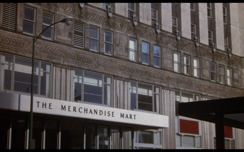 The Merchandise Mart – Nothing in Common (1986)