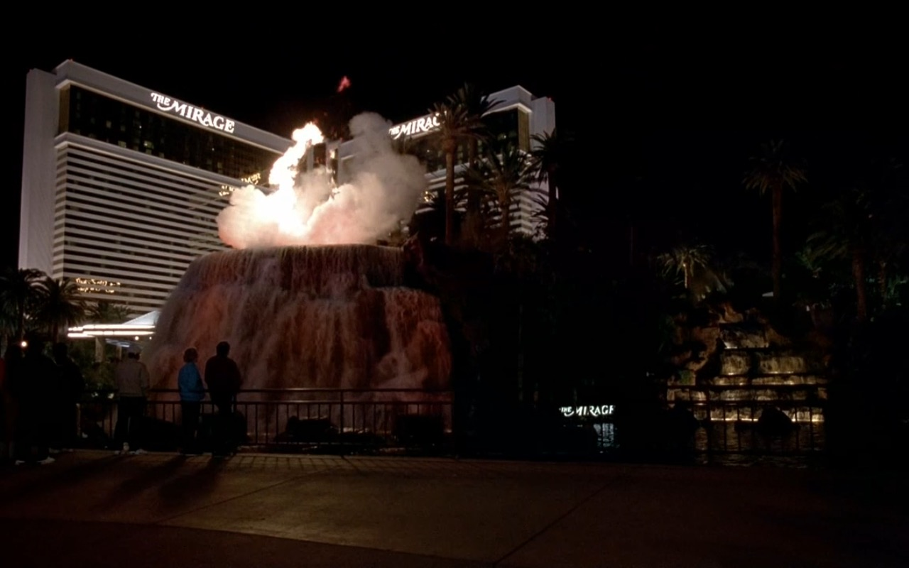 The Mirage Las Vegas Hotel & Casino – Casino (1995) Movie Product Placement