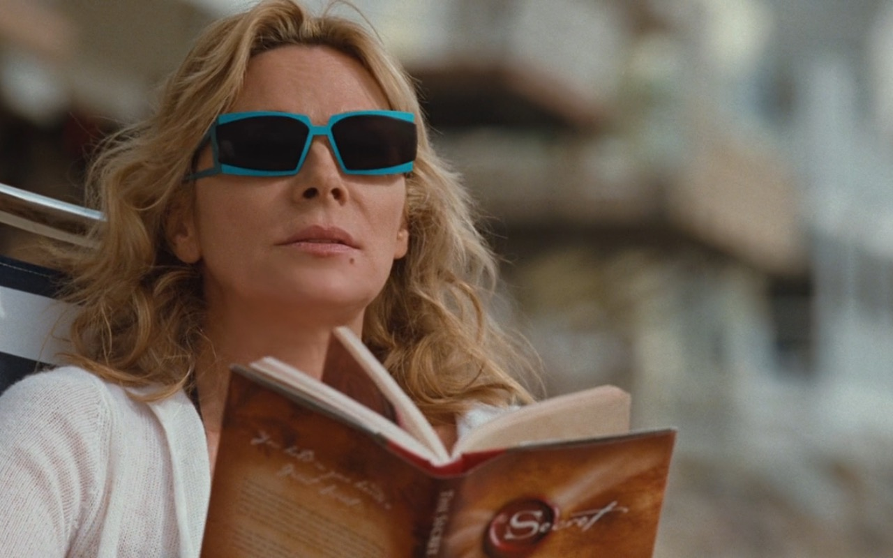 Theo Eyewear x Christoph Broich Sunglasses – Sex and the City (2008) Movie Product Placement