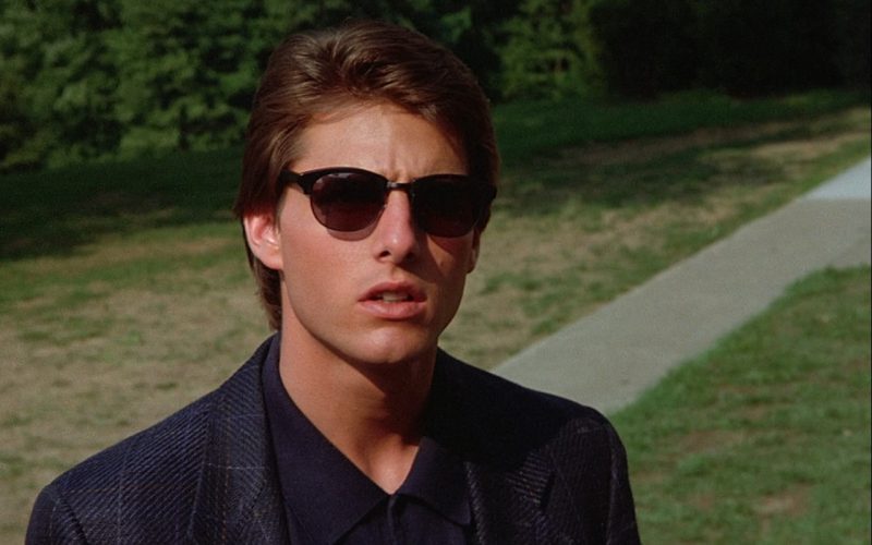 Tom Cruise and Ray-Ban Sunglasses – Rain Man (9)