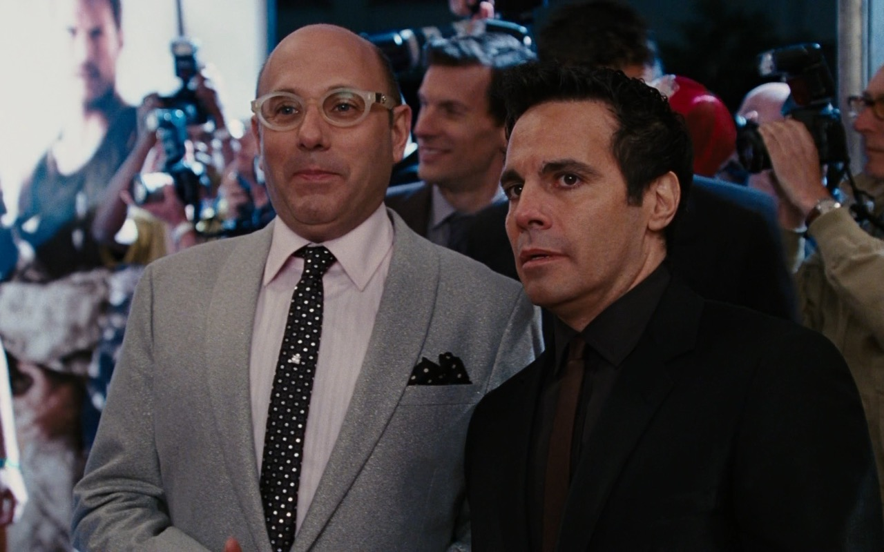 Tommy Hilfiger Men's Glasses – Sex and the City 2 (2010) Movie Product Placement