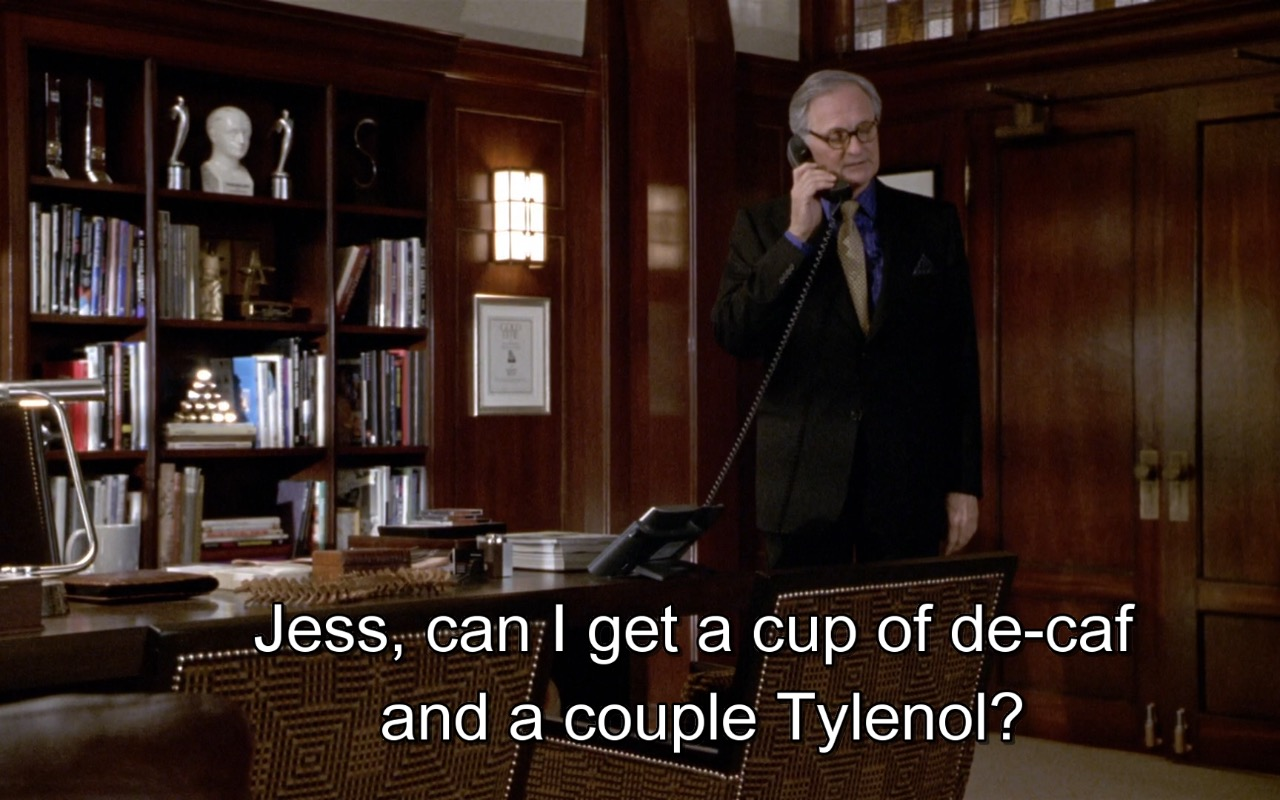 Tylenol – What Women Want (2000) Movie Product Placement