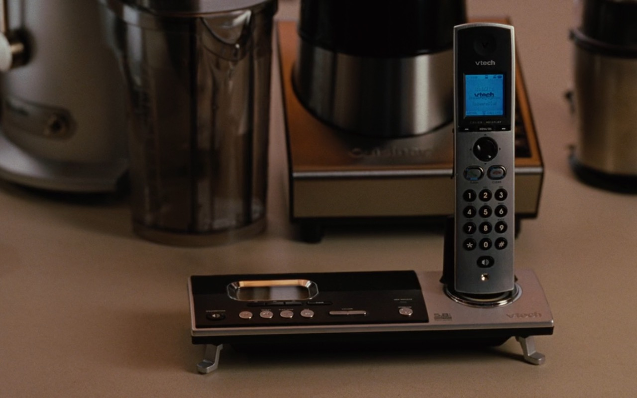 VTech Telephone – Sex and the City (2008) Movie Product Placement