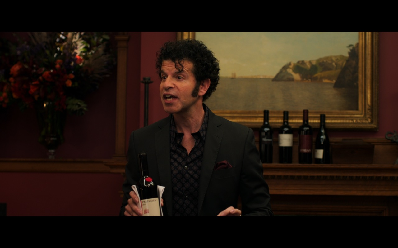 Vini Praesidium (Wine) - Rough Night (2017) Movie Product Placement
