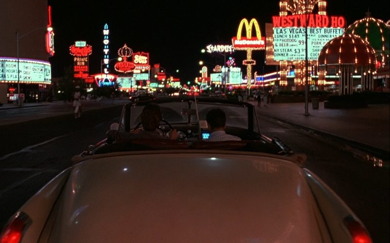 Westward Ho Hotel and Casino and McDonald's – Rain Man (1988)