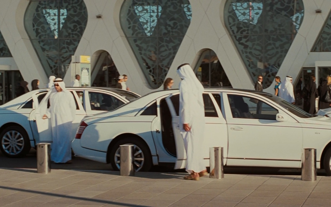White Maybach 62S Cars – Sex and the City 2 (2010) Movie Product Placement