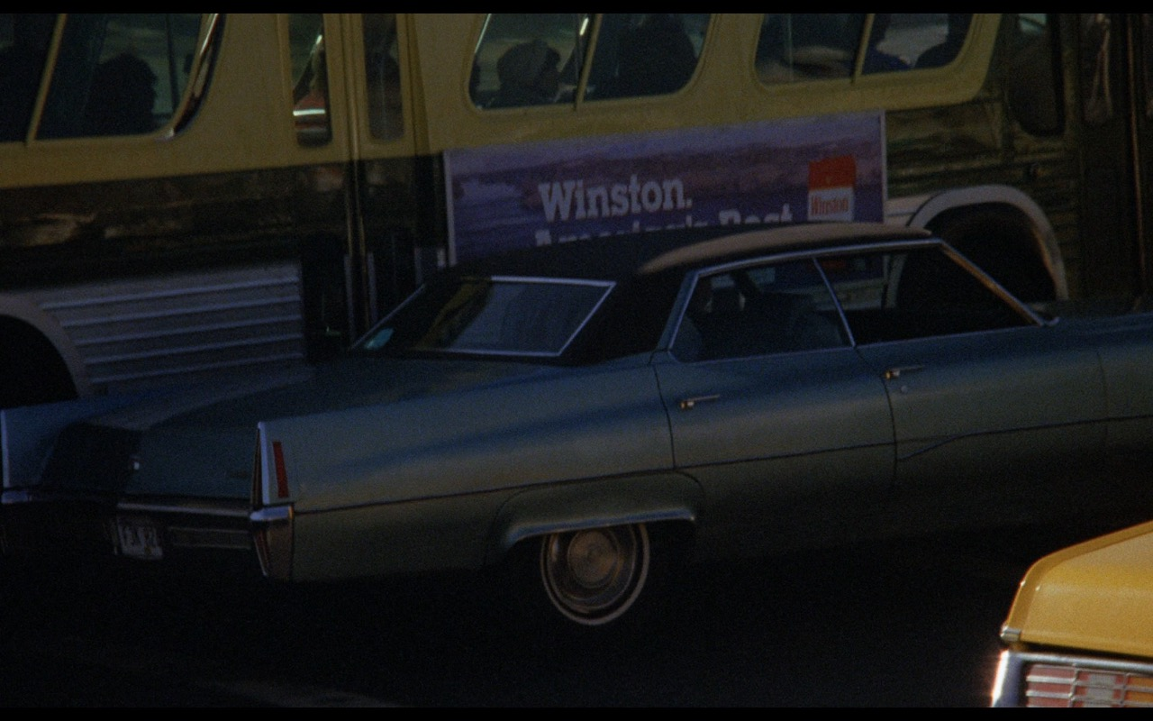 Winston (cigarette) Advertising – Nothing in Common (1986) Movie Product Placement