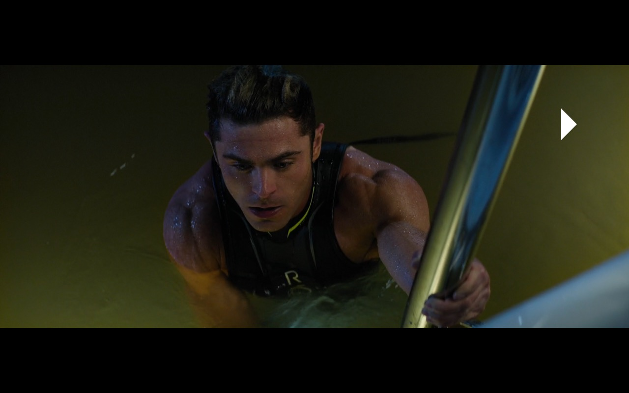 Zac Efron and ROKA Wetsuit – Baywatch (2017) Movie Product Placement