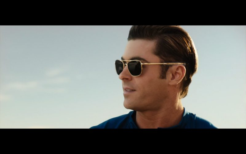 Zac Efron and Randolph Aviator Sunglasses – Baywatch (1)