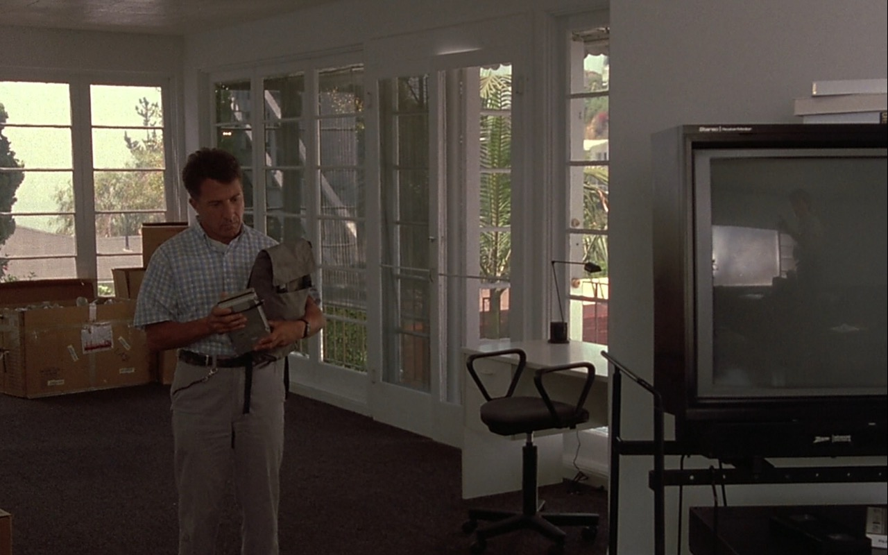 Zenith TV – Rain Man (1988) Movie Product Placement