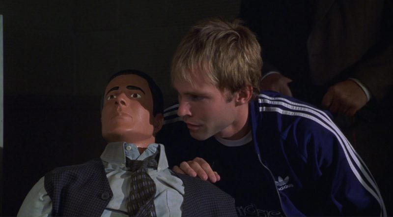 Adidas Blue Track Suit Worn by Seann William Scott in Dude, Where's My Car? (2000) Movie