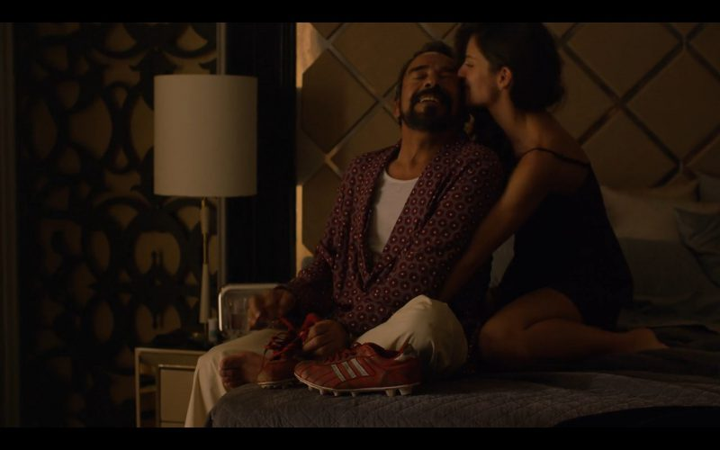 Adidas Soccer Shoes – Narcos - TV Show Product Placement