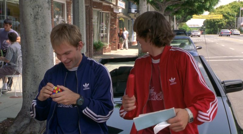 Adidas Track Suits - Dude, Where's My Car? (2000) - Movie Product Placement