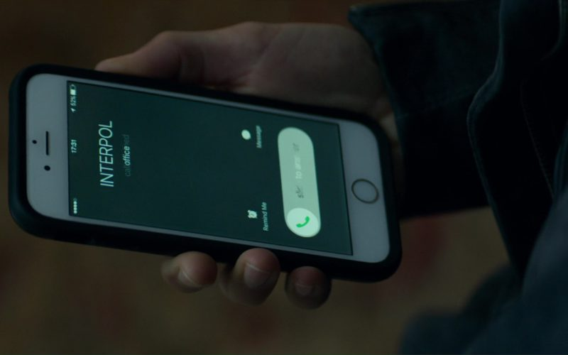Apple iPhone – The Hitman's Bodyguard (2017)