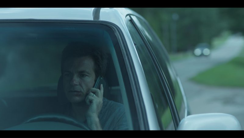 """Apple iPhone in """"Ozark"""" Blue Cat (2017) - TV Show Product Placement"""