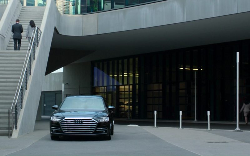 Audi A8 Car in Spider-Man Homecoming (3)