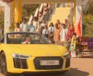 Audi R8 Spyder Car Driven by Robert Downey Jr. in Spider-Man Homecoming (2)