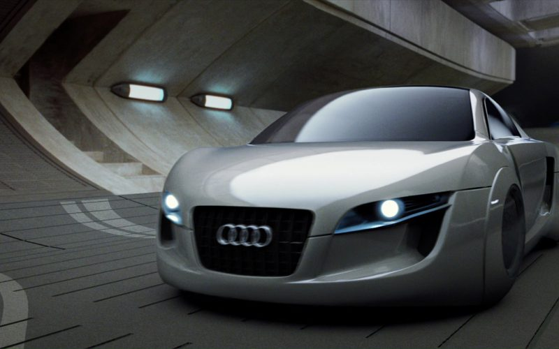Audi RSQ Car Driven by Will Smith in I, Robot (4)