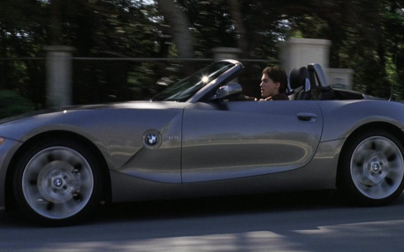 BMW Z4 Convertible Car – The Girl Next Door (1)