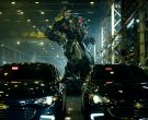 Black Chevrolet Cars in Transformers 5: The Last Knight (201...
