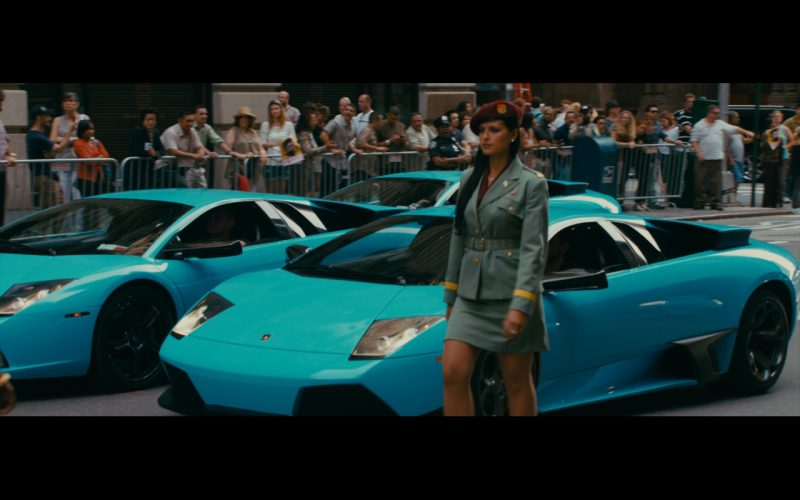 Blue Lamborghini Murciélago LP640 Cars – The Dictator (5)