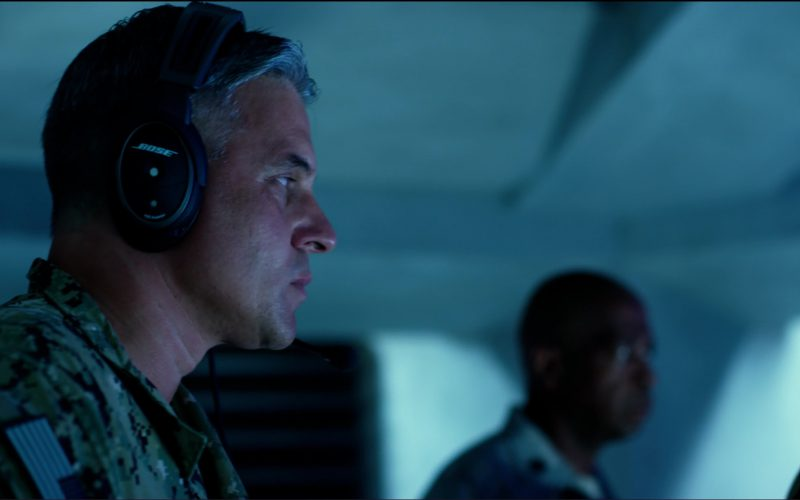 Bose Headset in Transformers 5 The Last Knight (2017)