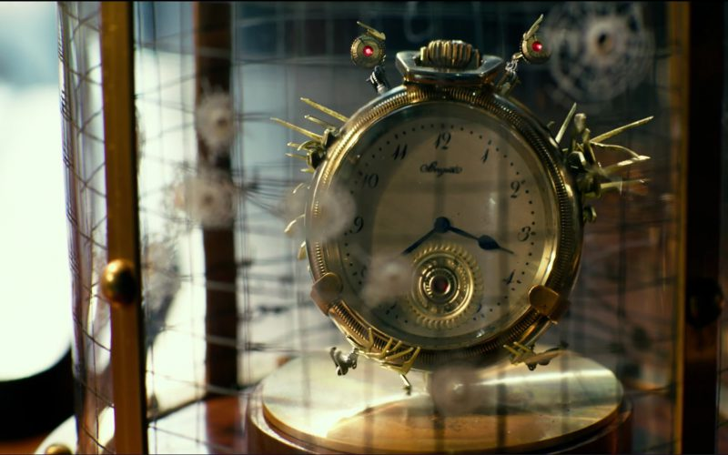 Breguet Clock in Transformers 5 The Last Knight (1)
