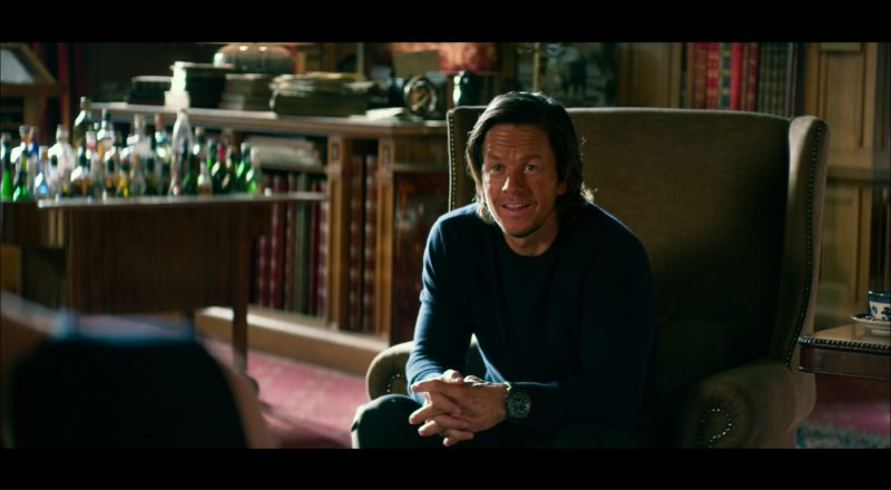 Breguet Watch Worn by Mark Wahlberg in Transformers: The Last Knight (2017) - Movie Product Placement