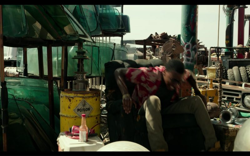 Budweiser Beer Cans in Transformers 5 The Last Knight (1)