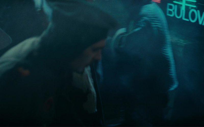 Bulova Sign in Blade Runner (1982)