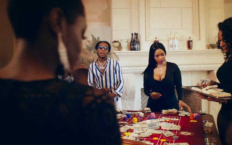 Bumbu Rum, Belaire Rosé, Luc Belaire Luxe – Gucci Mane – I Get The Bag (1)