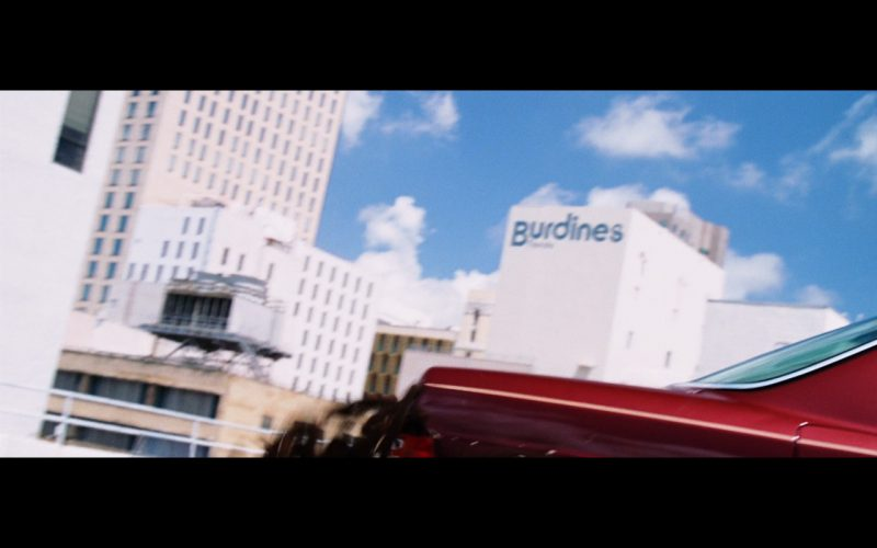 Burdines Department store – Bad Boys 2 (1)