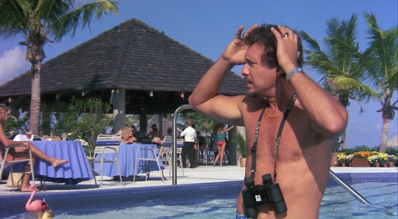 Bushnell – Private Resort (1985) Movie Product Placement