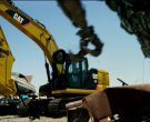 Caterpillar (Cat) 320 Machine in Transformers 5: The Last Kn...