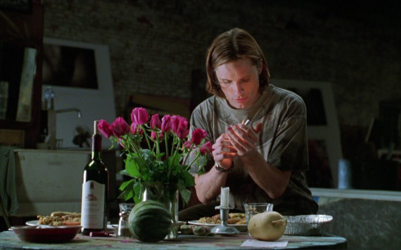 Centine Wine in A Perfect Murder (1998)