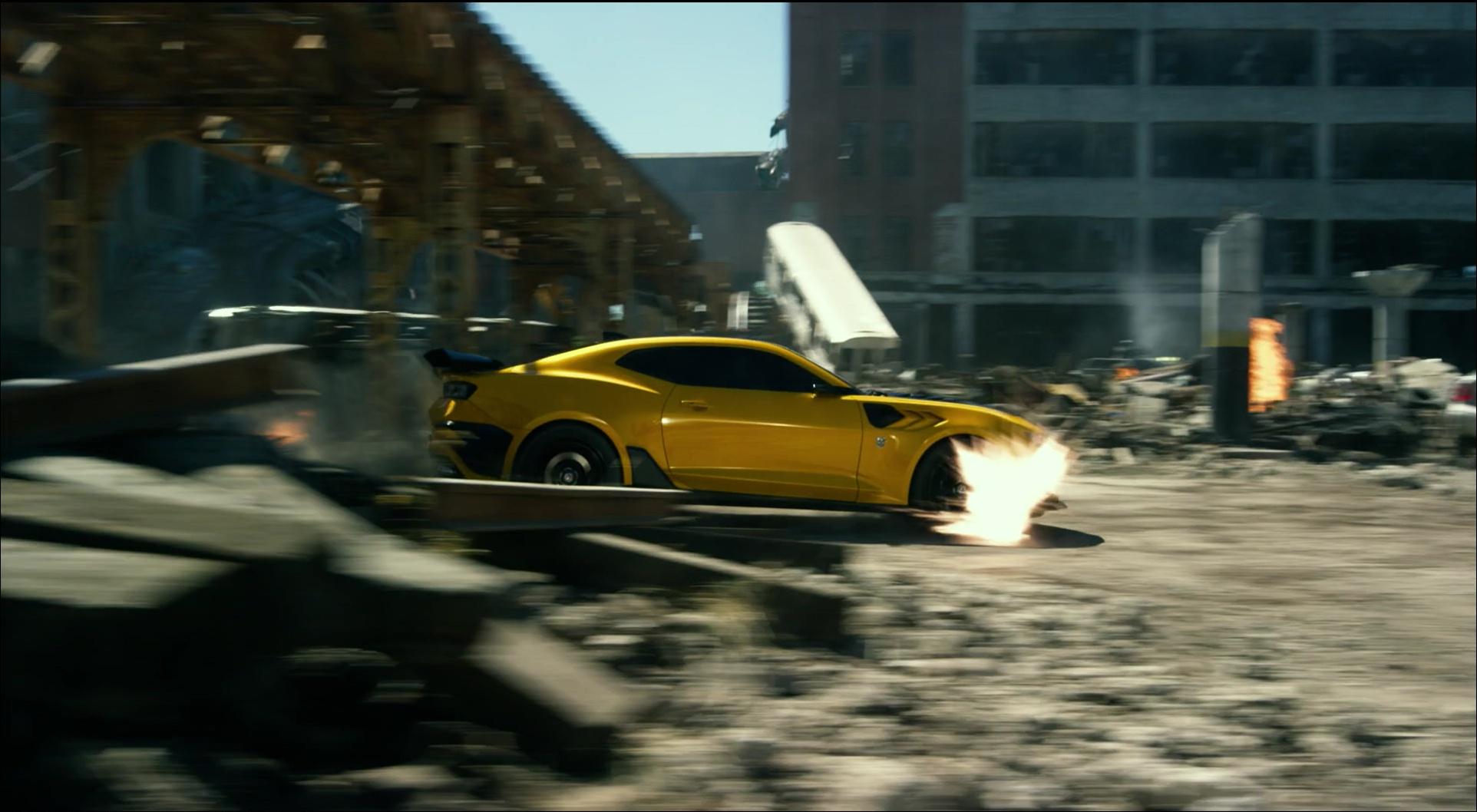 2017 Cadillac Deville >> Chevrolet Camaro Car/Autobot in Transformers 5: The Last