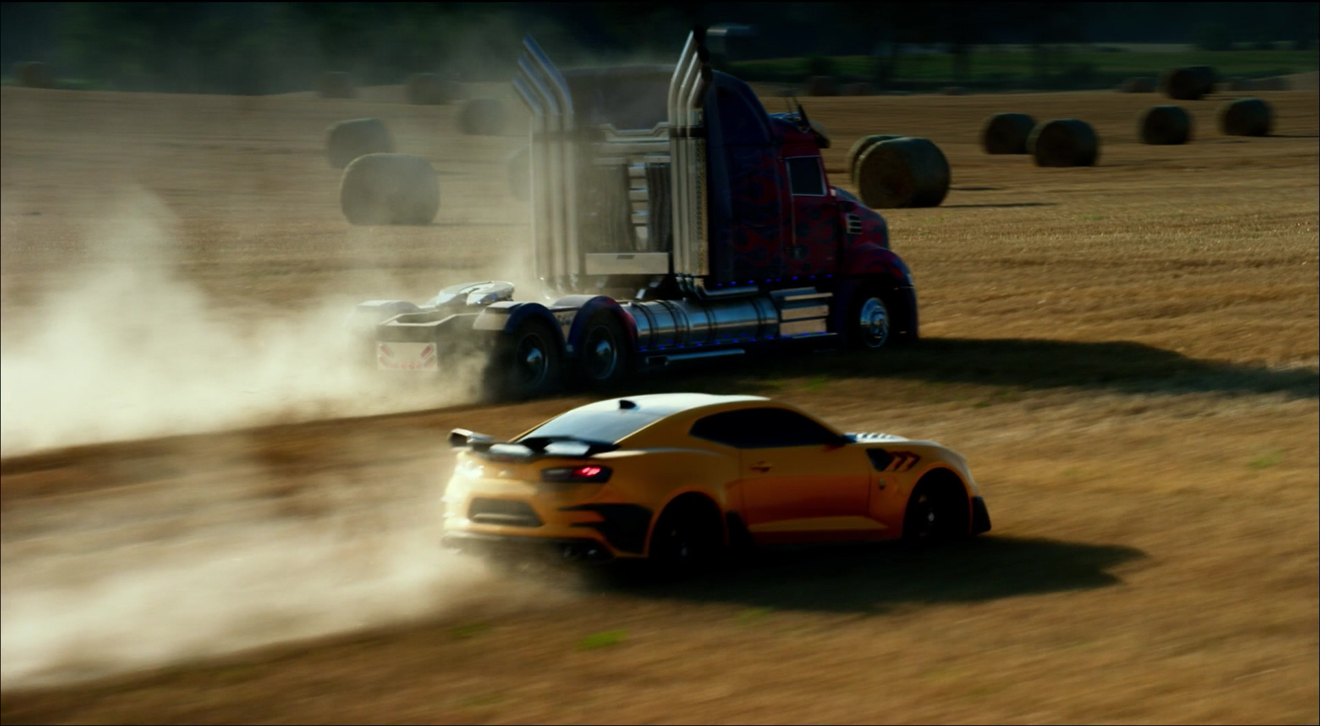 Exotic Car Brands >> Chevrolet Camaro Car/Autobot in Transformers 5: The Last Knight (2017) Movie