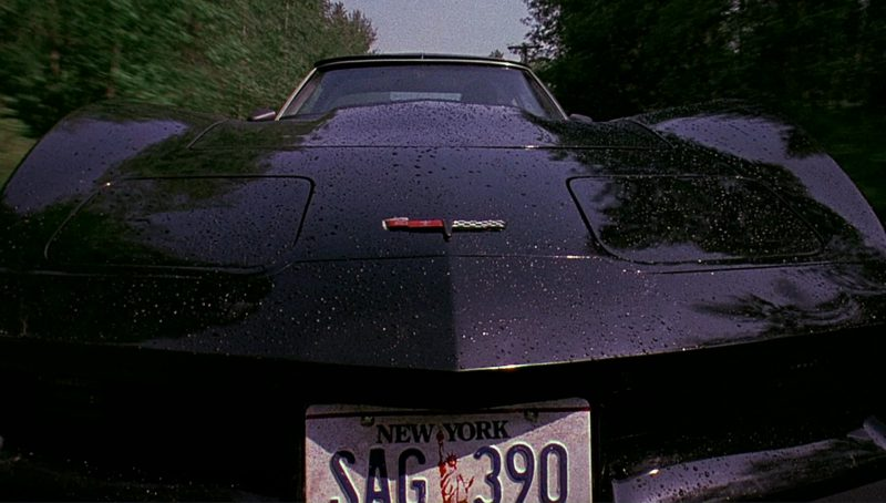 Chevrolet Corvette C3 – Bird on a Wire (1990) Movie Product Placement