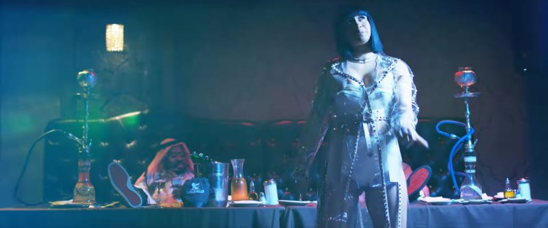 Christian Louboutin Shoes and Luxe Jewelers in Bodak Yellow by Cardi B (2017) Official Music Video Product Placement