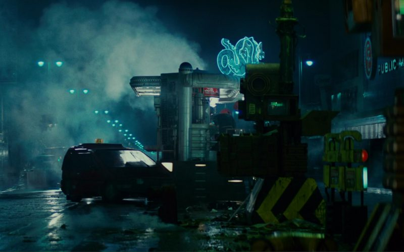 Citizen in Blade Runner