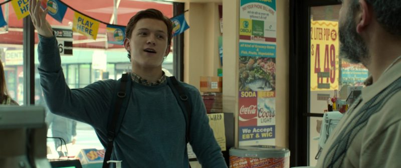 Coca-Cola And Coors Light - Spider-Man: Homecoming (2017) - Movie Product Placement