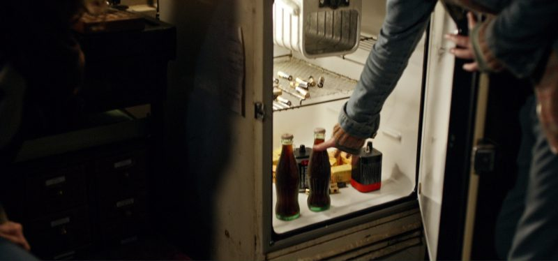 Coca-Cola - Tomorrowland (2015) - Movie Product Placement