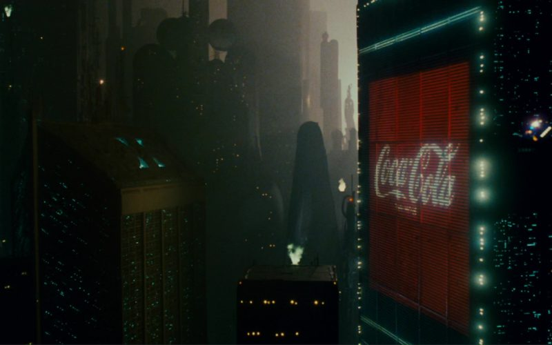 Coca-Cola in Blade Runner (5)